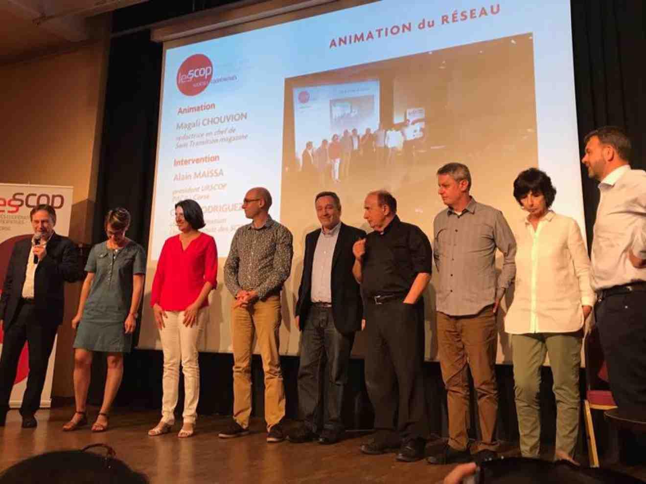 Assemblée générale des Scop et Scic Paca-Corse