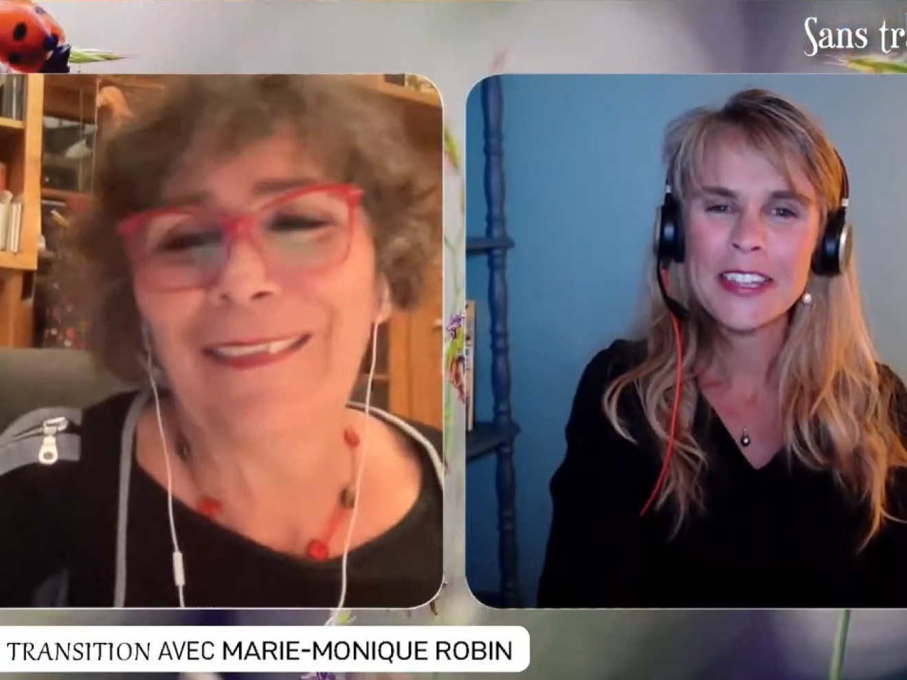 Voyage en transition Marie-Monique Robin